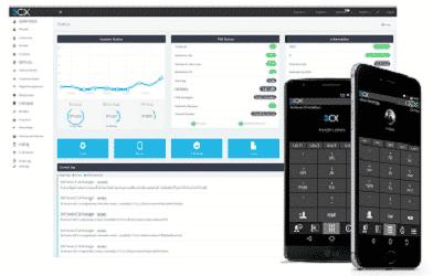 managementconsole softphones 3cx